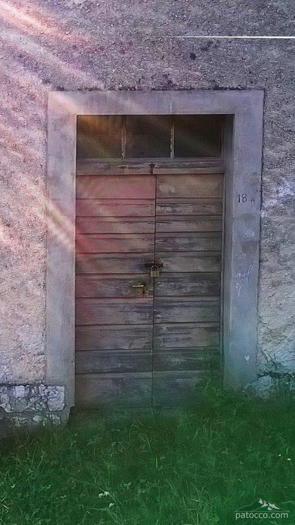 Le porte di patocco patocco italiano for Porte italiano