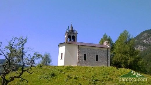 La Chiesa di Patocco
