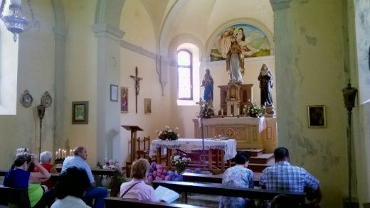 Santa Mese celebrata nella Chiesa del Sacro Cuore di Gesu